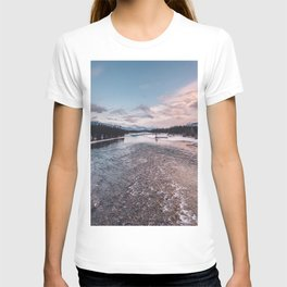 Icefields Parkway, AB IV T-shirt