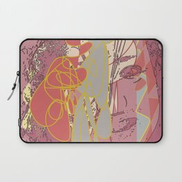 Brain tease Laptop Sleeve