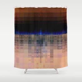 Seascape Shower Curtain