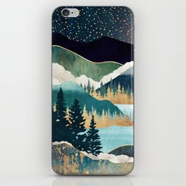 Star Lake iPhone Skin
