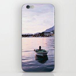 B O A T iPhone Skin