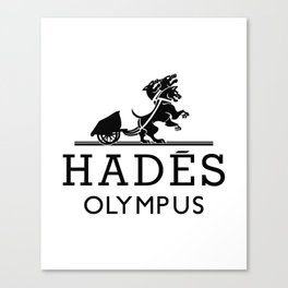 House of Hades Canvas Print