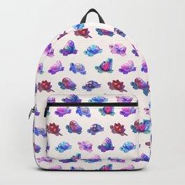 Jewel turtle - pastel Backpack