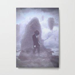 Journey Through The Minds Eye 2 Metal Print