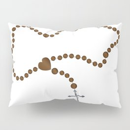 The Rosary Beads Pillow Sham