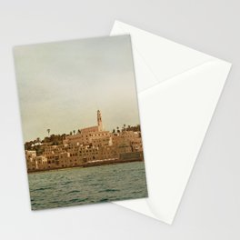 Jaffa from the Sea Stationery Cards