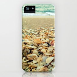 Shore and Shells iPhone Case