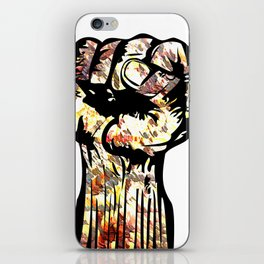 Resist with Art  by Eric Stamps  iPhone Skin