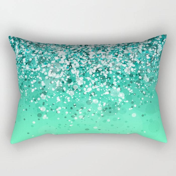 Silver II Rectangular Pillow