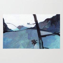ALASKA SKETCHBOOK Rug