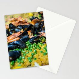 Paella Stationery Cards