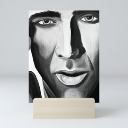 Nicolas Mini Art Print