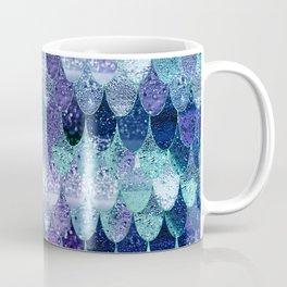 SUMMER MERMAID  Purple & Mint by Monika Strigel Coffee Mug