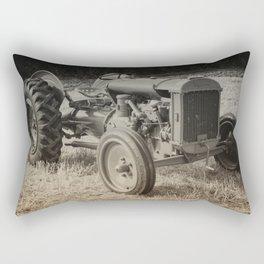 Early Fergie Rectangular Pillow