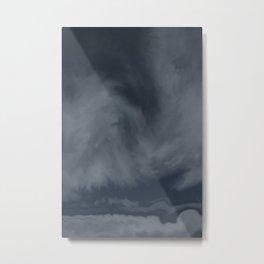 Storm Front (Cloud series #5) Metal Print