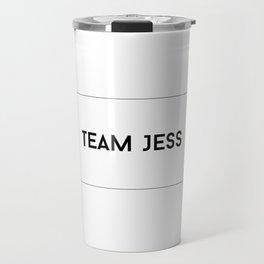 Team Jess Travel Mug