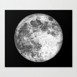 Bella Luna Canvas Print