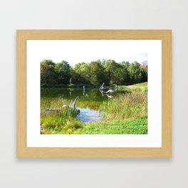 Maidens Framed Art Print