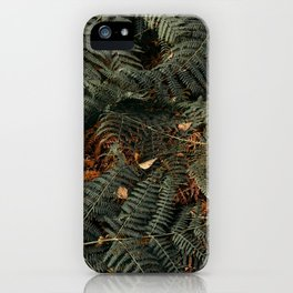 Dark Embrace iPhone Case