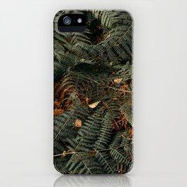 Dark Embrace iPhone Case