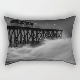 Brave waves Rectangular Pillow