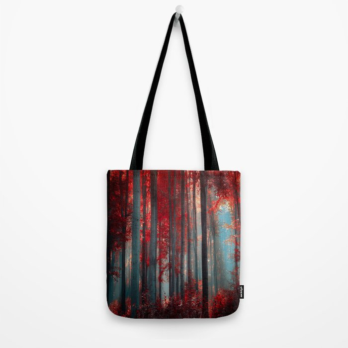 Magical trees Tote Bag