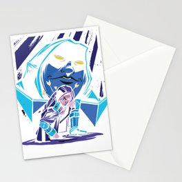 Dungeon Master T-Shirt Stationery Cards