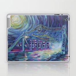Riverside Bridge Laptop & iPad Skin