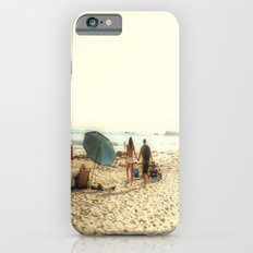 Beach Couple iPhone 6s Slim Case