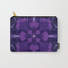 Transparent Brilliance Carry-All Pouch