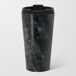 burnt ice Travel Mug