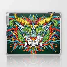 SNOW TIGER Laptop & iPad Skin