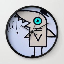 Sharkle Wall Clock