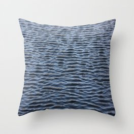 Ripples on the Water Throw Pillow