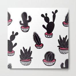 cactus collective Metal Print