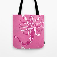 drive Tote Bags featuring Drive by Bill Pyle