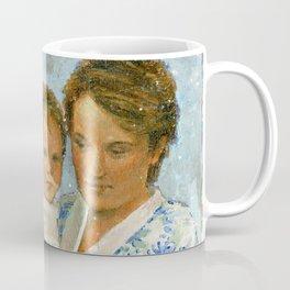 mother and child 2 Coffee Mug