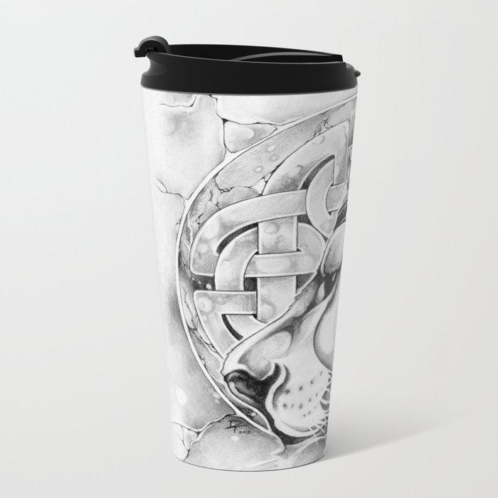 King of Roses Travel Mug