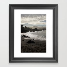 Duncans Cove Framed Art Print