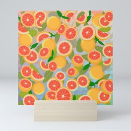 Grapefruit Song Mini Art Print