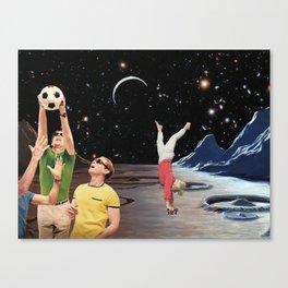 Astro sport Canvas Print