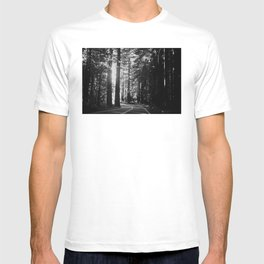 Avenue of the Giants Photograph T-shirt