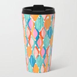 marmalade balinese ikat mini Travel Mug