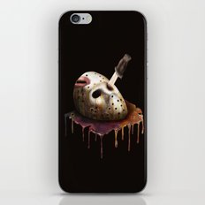 Friday The 13th iPhone & iPod Skin