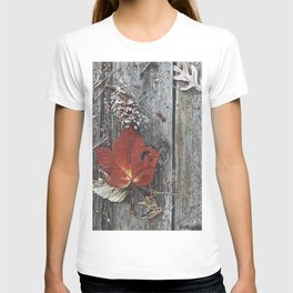 Mine Falls Maple T-shirt