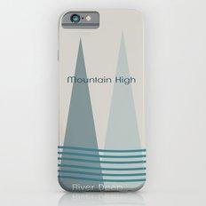 River Deep iPhone 6s Slim Case