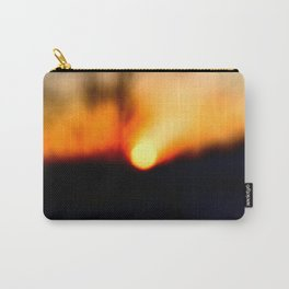 Unfocused sunrise Carry-All Pouch