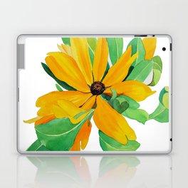 Sunshine Daisy Laptop & iPad Skin