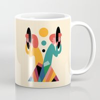 lost Mugs featuring Lost by Andy Westface