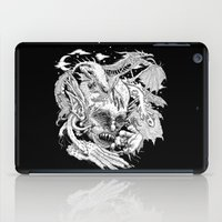 demon iPad Cases featuring Demon by Gregery Miller